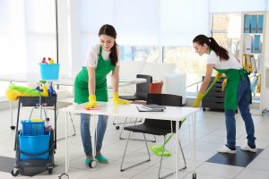 HIRING A CLEANING COMPANY: HOW TO