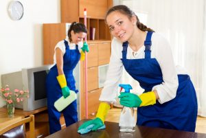 Advantages of home cleaning services